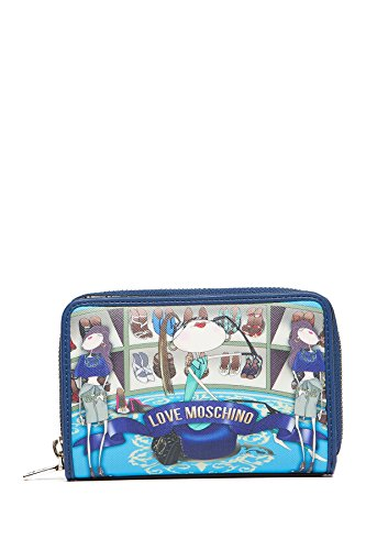 Love Moschino Printed Wallet for sale  Delivered anywhere in USA