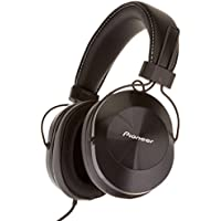 Pioneer High-Resolution Over Ear Headphone, Black (SE-MS5T-K)