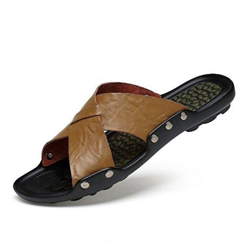Zapatillas Transpirables Casuales Y Playa Hombres De B Zapatillas Sandalias pwq76BXxHp
