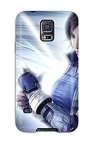 Asuka Kazama Tekken 6 Case Compatible With Galaxy S5/ Hot Protection Case
