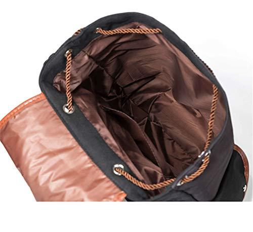 à Sac Femmes Voyage Rayures de Licorne la dos à Mode à 8dOdxqw1