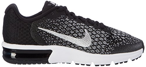 Multicolore Gs Nike black dark Running Max 2 metallic Air Silver Grey Sequent 001 Scarpe Bambino ngq1g8pw