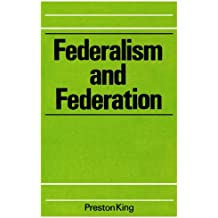 Federalism and Federation