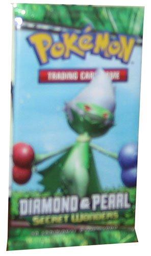 Pokemon Card Game Secret Wonders (Diamond & Pearl III) Booster Pack