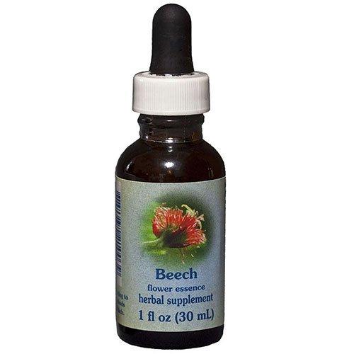 (Flower Essence Healing Herbs Organic Beech Dropper -- 1 fl oz)