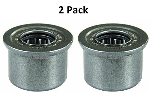 Stens 215-267 Heavy-Duty Wheel Bearing, Pack of 2