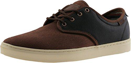 Vans Heren Ludlow Lage Top Vetersluiting Mode Sneakers Bruin / Antiek