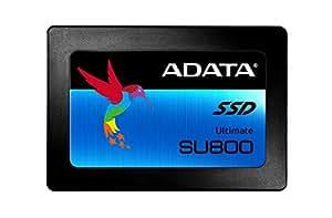 ADATA ASU800SS-128GT-C - Disco Solid State SATA III de 2,5 pulgadas de 128 GB 3D-NAND 100TB TBW de gran durabilidad y alta velocidad de lectura a 560 MB/s