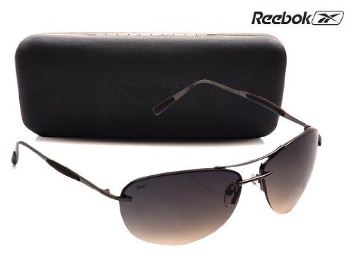 fdb9c0c35e Reebok Stylish Cool Aviator Black Sunglass MRP 4999 -  Amazon.in  Clothing    Accessories