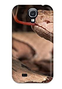New Galaxy S4 Case Cover Casing(copperhead)