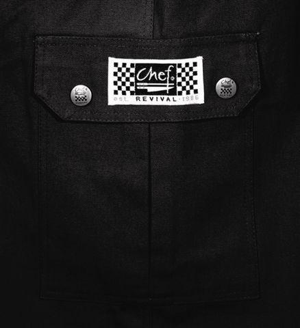 chef pants 6 pockets - 2