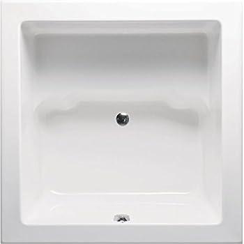 Kohler K 1968 0 Underscore Cube Drop In Undermount Bath