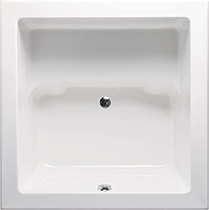 Americh BV4848T WH Beverly 4848 Tub Only, White