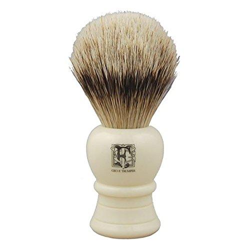 Geo F Trumper SB4 Super Badger Shaving Brush