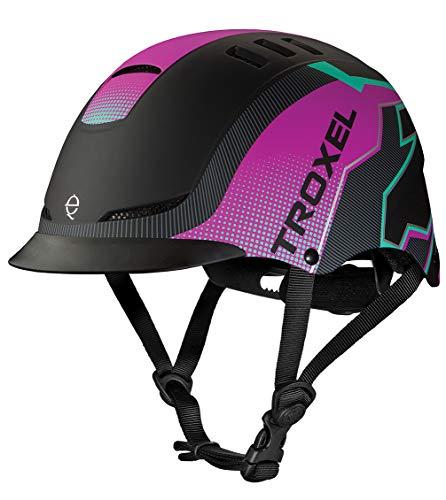 Troxel TX Performance Helmet, Pink Riot, -
