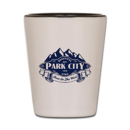 CafePress - Park City Mountain Emblem - Shot