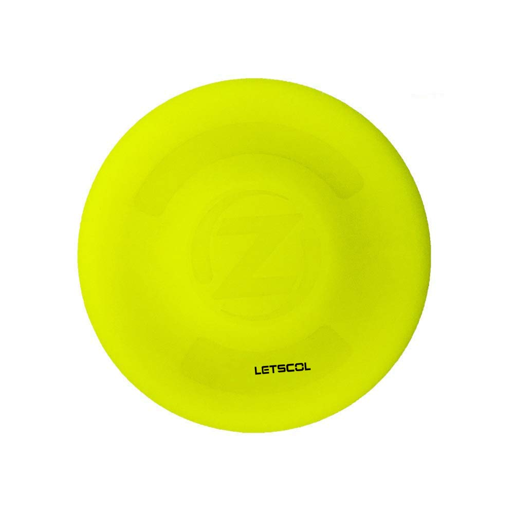 LETSCOL Mini Pocket Flexible Soft New Spin in Catching Game Flying Disc 5 Pcs by LETSCOL