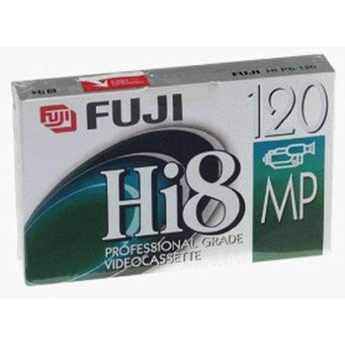 FUJIFILM 23028122 Hi8 Metal Particle Video Tape (2 pk) by Fuji