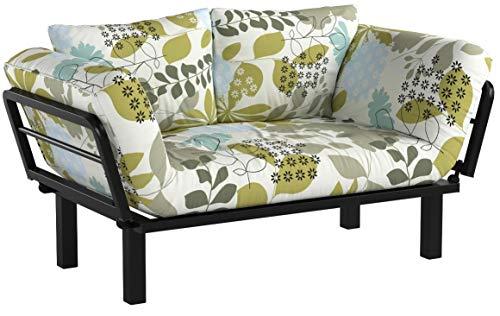 Best futon tumbona Sit Lounge dormir Tamaño Más pequeño Mobiliario es perfecto para College recámara habitación Studio...