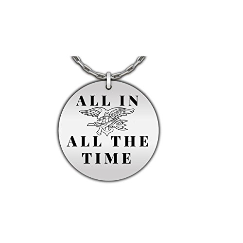 Hot Fresh And Funny Navy Seals Pendant - All In, All for sale  Delivered anywhere in USA