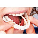comfi1 Whitening Cosmetic Upper Veneer Denture Teeth Temporary Smile Dental Care