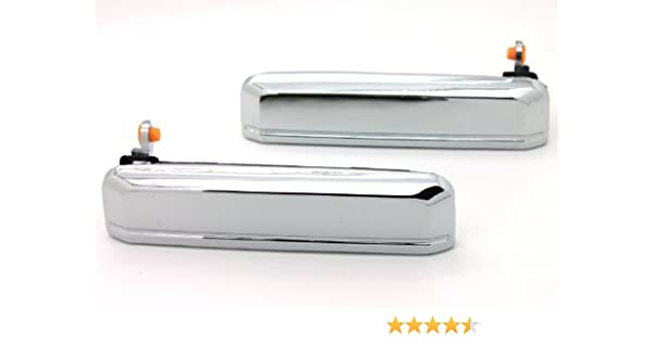 Right Chevy//GMC Pickup Truck Primed Front Outside Outer Door Handles Pair Left