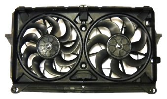 TYC 622210 Chevrolet/GMC Replacement Cooling Fan Assembly