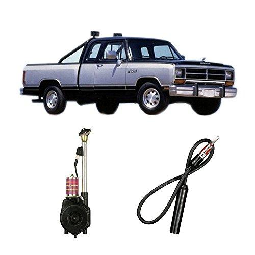 Dodge Ram Truck 1984-1993 Factory OEM Replacement Radio Stereo Powered Antenna (1984 Dodge Ram)