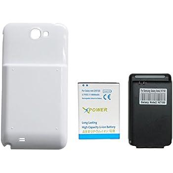 Amazon.com: X-Power 3600mAh Batería Extendida con Carcasa ...