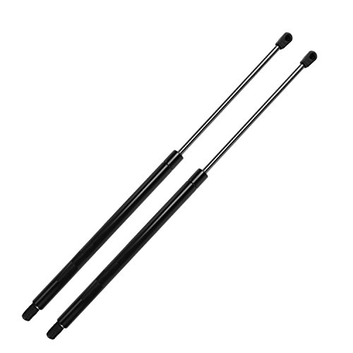 2 Pcs Liftgate Lift Supports Struts For 2002-2009 Chevrolet Trailblazer (Excluding XL EXT LT),2002-2004 Oldsmobile Bravada,2003-2008 Isuzu Ascender,2004-2007 Buick Rainier,2005-2009 Saab 9-7x 4573