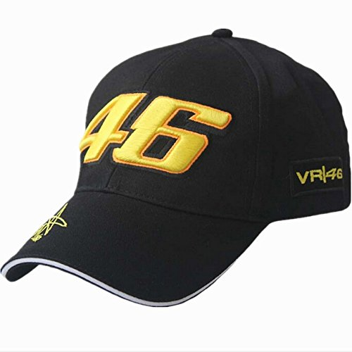 2015 New Design F1 Racing Cap Car Motocycle Racing MOTO GP VR 46 Rossi Embroidery Sport Hiphop Cotton Trucker Baseball Cap Hat snapback caps