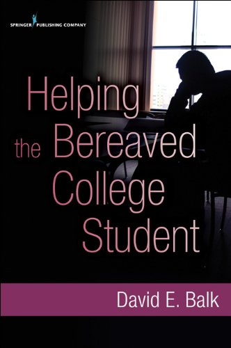 Download Helping the Bereaved College Student Pdf