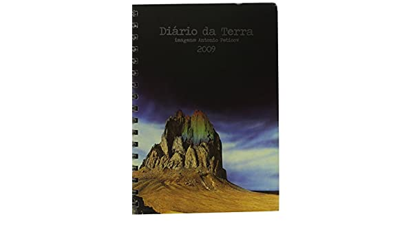 Diario da Terra 2009: Antonio Peticov: 9788599629123: Amazon ...