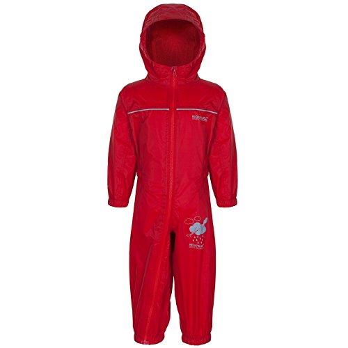 Regatta Kids Puddle IIII Suit Pepper 36-48