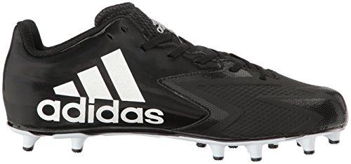 Sneaker Da Calcio Adidas Uomo 5 Stelle Nero / Bianco / Argento Metallizzato