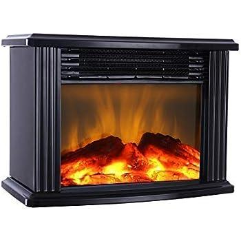 Super Amazon Com Lifesmart Large Room Infrared Quartz Fireplace Interior Design Ideas Philsoteloinfo