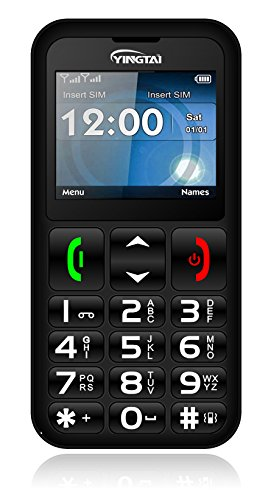 Mobile Phone Big Buttons - 9