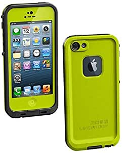 Iphone 5 Lifeproof waterproof case Cover 5s c Light Green