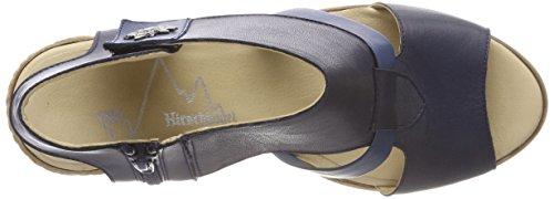 dunkelblau 3675700 Hirschkogel Bout Jeans Multicolore Femme Ouvert 314 wXqqrxRv