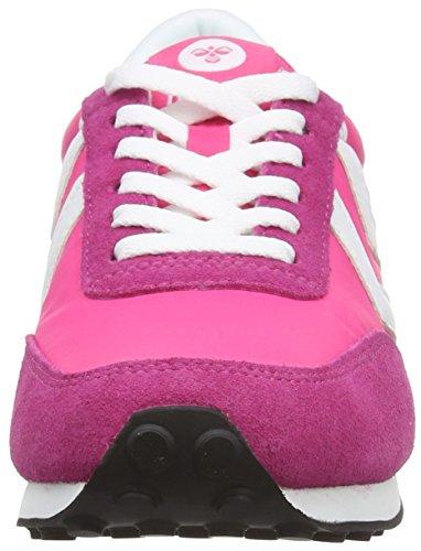 Pink Basses SEVENTYONE Pink 3650 Glo LO Hummel Sneakers Mixte Adulte 0tRwcdq