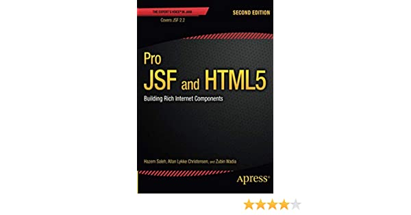 Pro Jsf And Html5 2nd Edition Pdf
