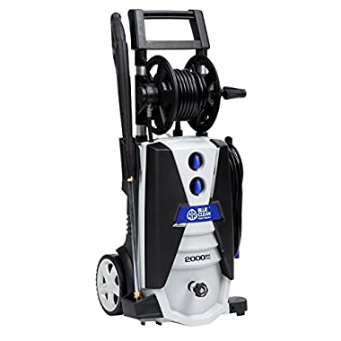 AR Blue Clean AR390SS 2000 psi Electric Power Washer (Blue)