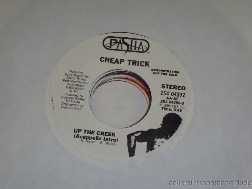 Up the Creek 303 Stereo Version Bw Up the Creek With Acapella Intro