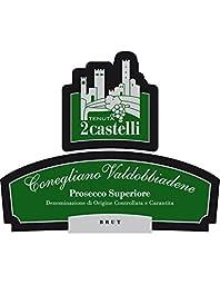 Prosecco Superiore Brut DOCG Tenuta 2Castelli 750 ml