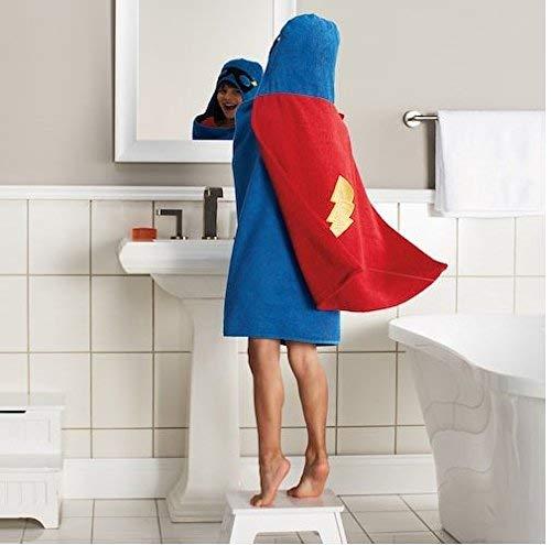 Jumping Beans Superhero Hooded Bath Towel -