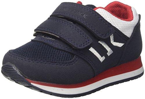 Lumberjack Run, Zapatillas Para Niños Blu (Navy Blue Re D)