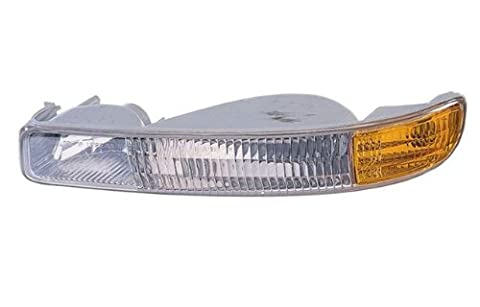 Sierra 99-07 Yukon Xl 00 01 02-06 Park Signal Light Pair - Turn Signal Park Light Lamp