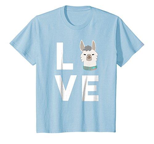 689bd61bda1 Search results. funny llama   cute alpaca gift tee. Kids Cute I Love Llamas  T-Shirt ...