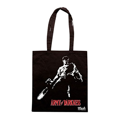 Borsa Army Of Darkness 1 - Nera - Film by Mush Dress Your Style