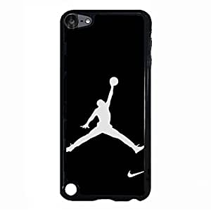 Nikke Colored Smoke Logo Plastic Hard Case Phone Cover for Ipod Touch 5th Generation